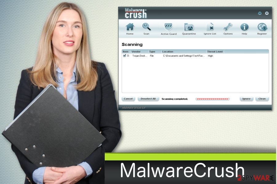 MalwareCrush image