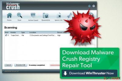 MalwareCrush malware
