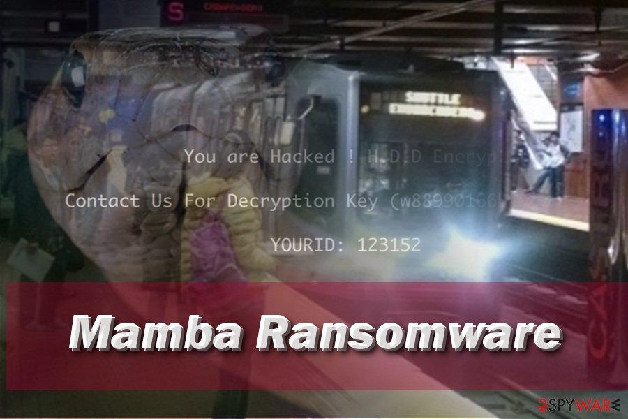 Ramba ransomware attacked Muni Railway System