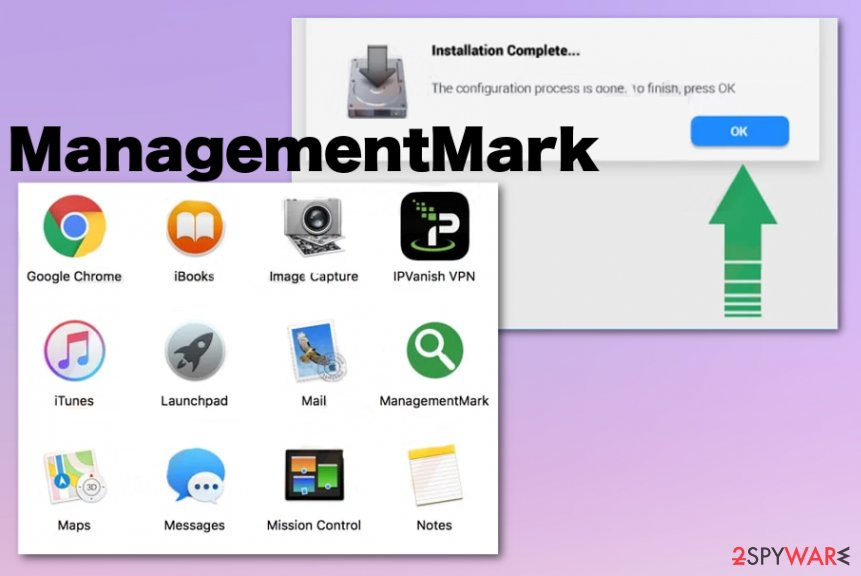 ManagementMark virus