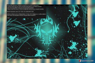 Mancros+AI4939 virus