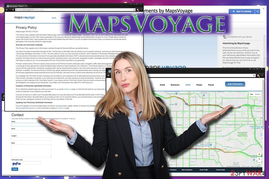 MapsVoyage virus