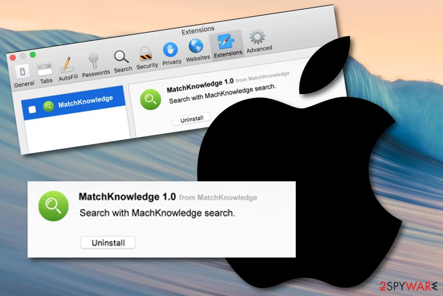 MatchKnowledge adware