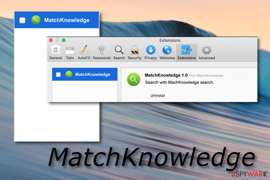 MatchKnowledge virus