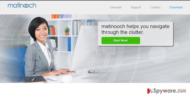 Matinooch virus snapshot