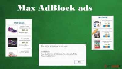 Max AdBlock ads