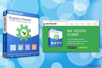 Max Registry Cleaner system software