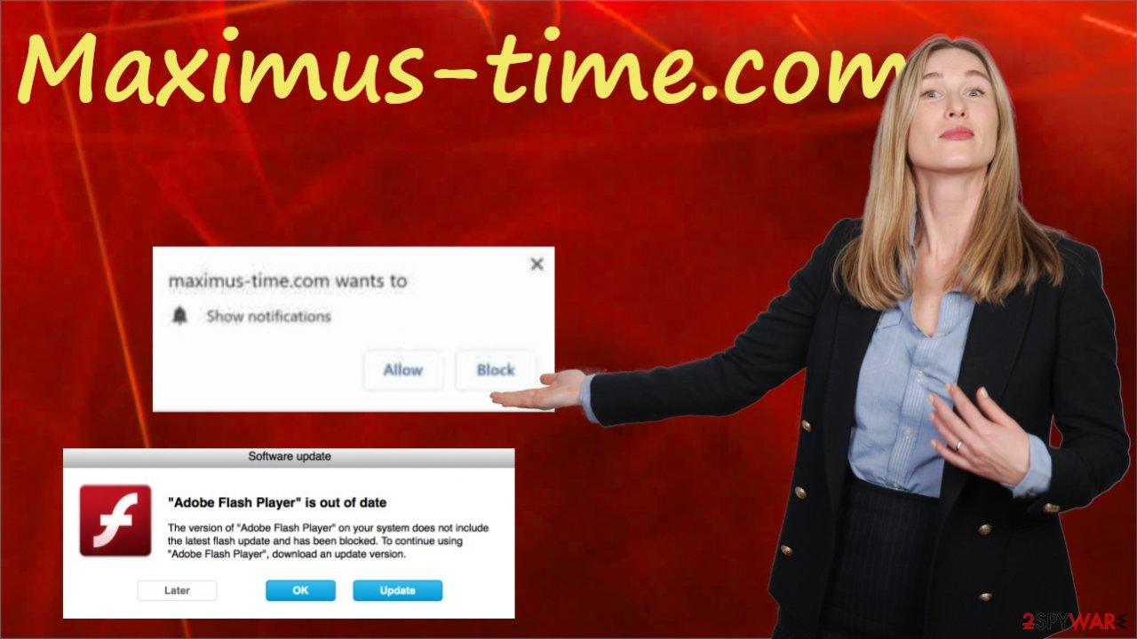 Maximus-time.com notifications