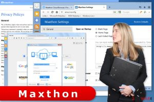 Maxthon Browser virus