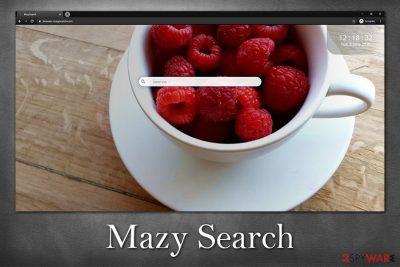 Mazy Search