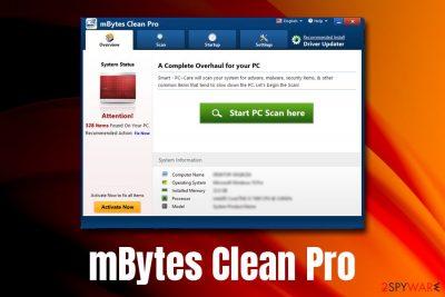 mBytes Clean Pro
