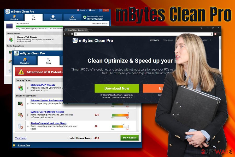 mBytes Clean Pro PUP
