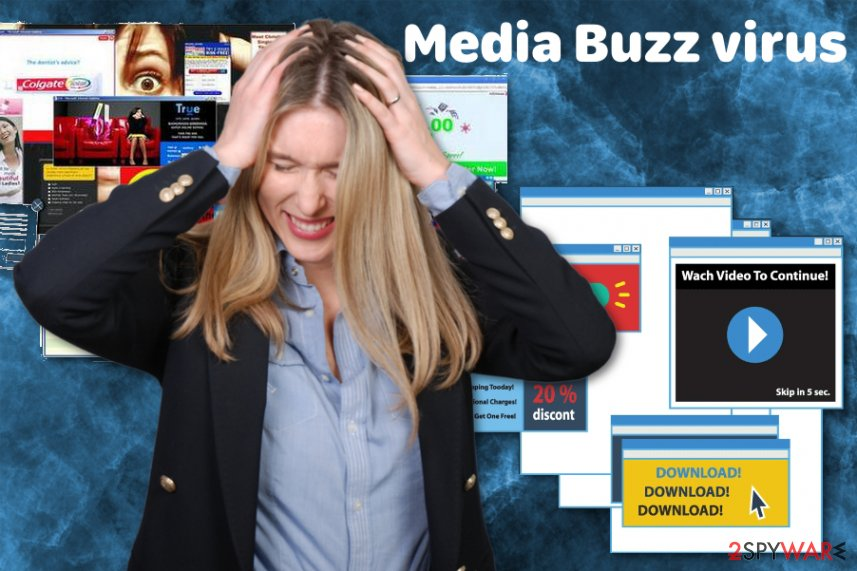 Media Buzz adware