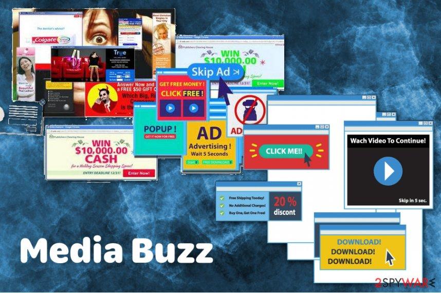 Media Buzz virus