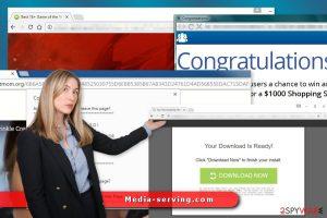Media-serving.com virus