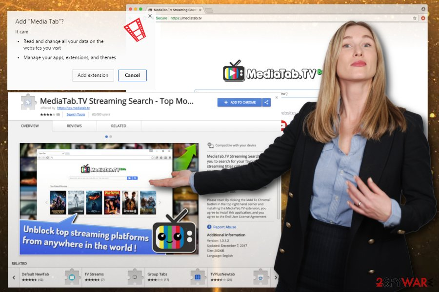 MediaTab.TV PUP