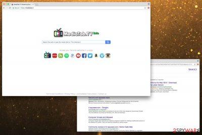 Search.mediatab.tv hijack