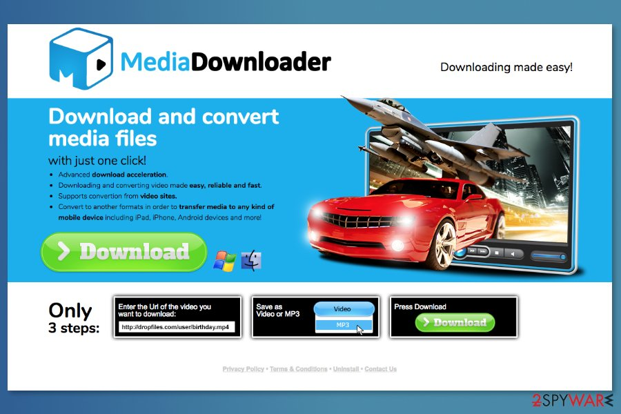 Media Downloader official download site
