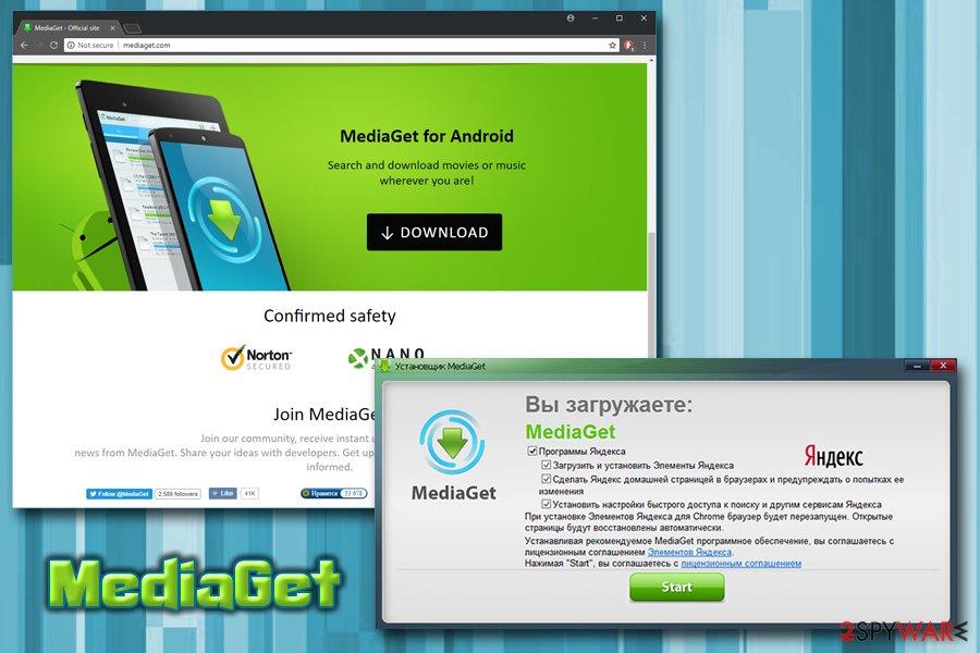MediaGet virus