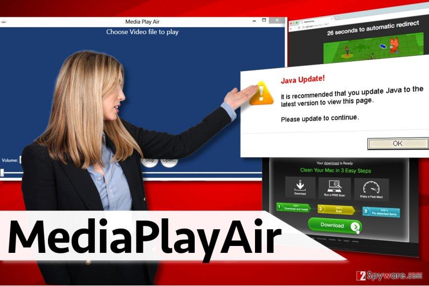 MediaPlayAir adware