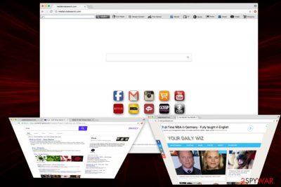 Mediatvtabsearch.com virus