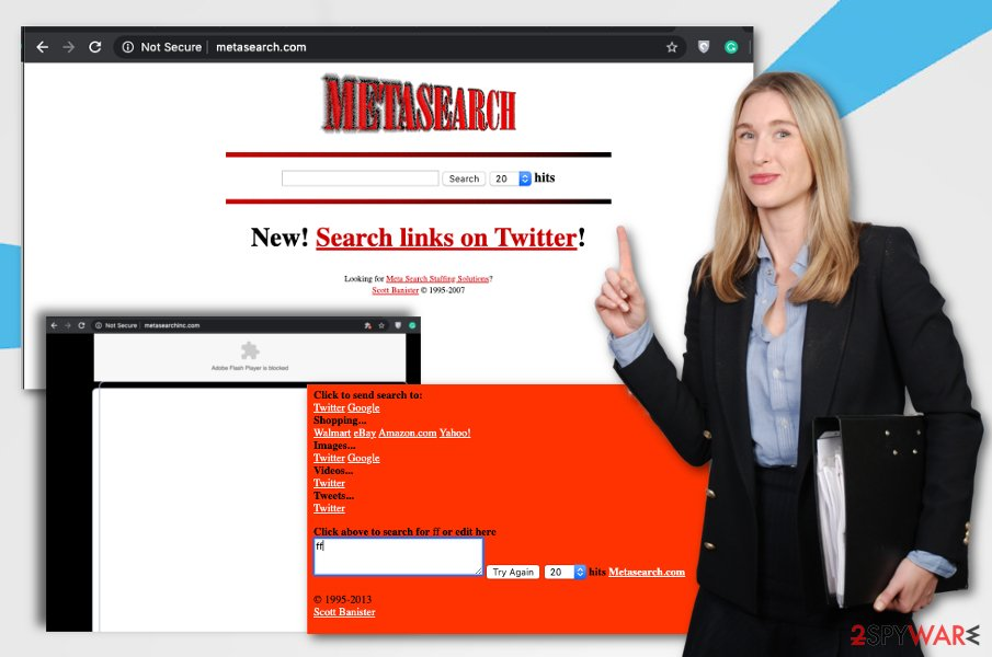 MetaSearch virus