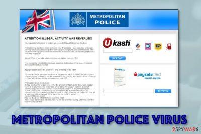 Metropolitan Police malware