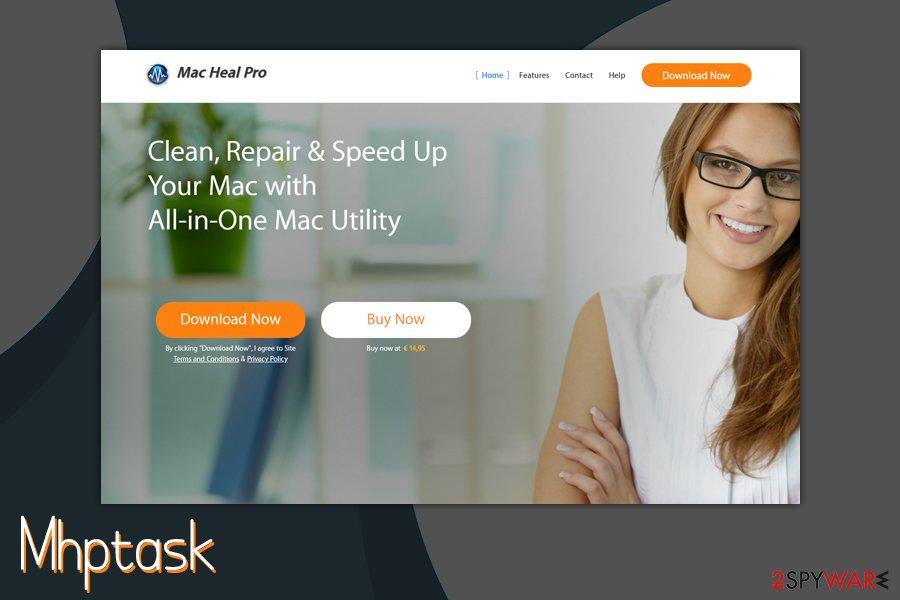 Mhptask - Mac Heal Pro