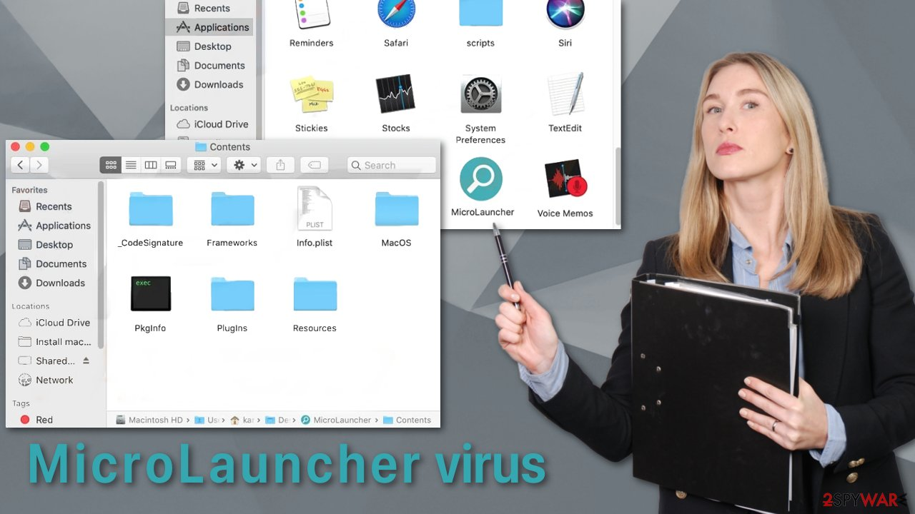 MicroLauncher virus