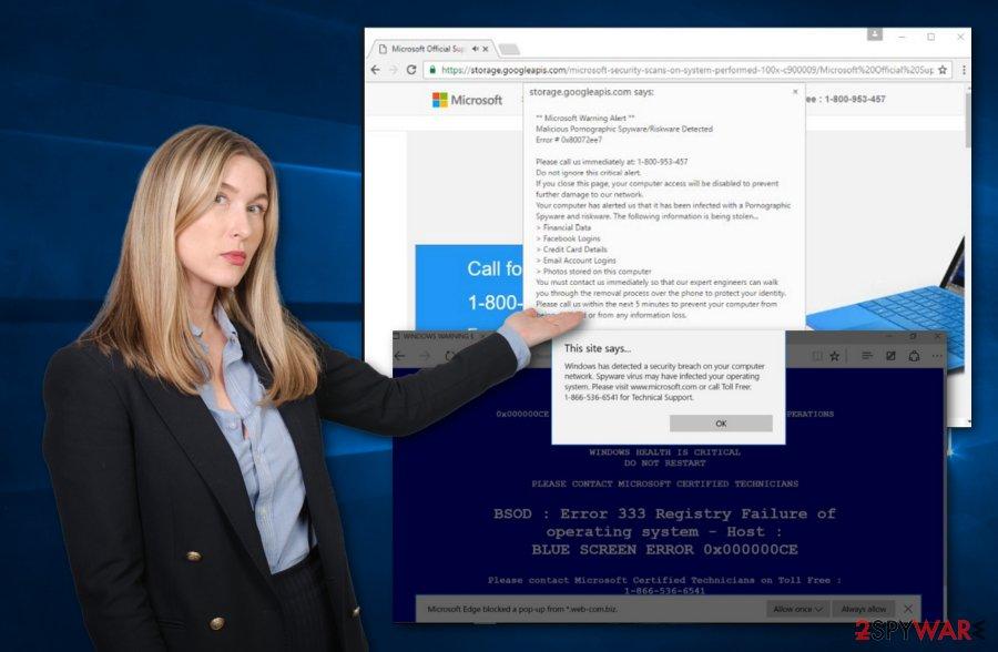 Microsoft-based malware