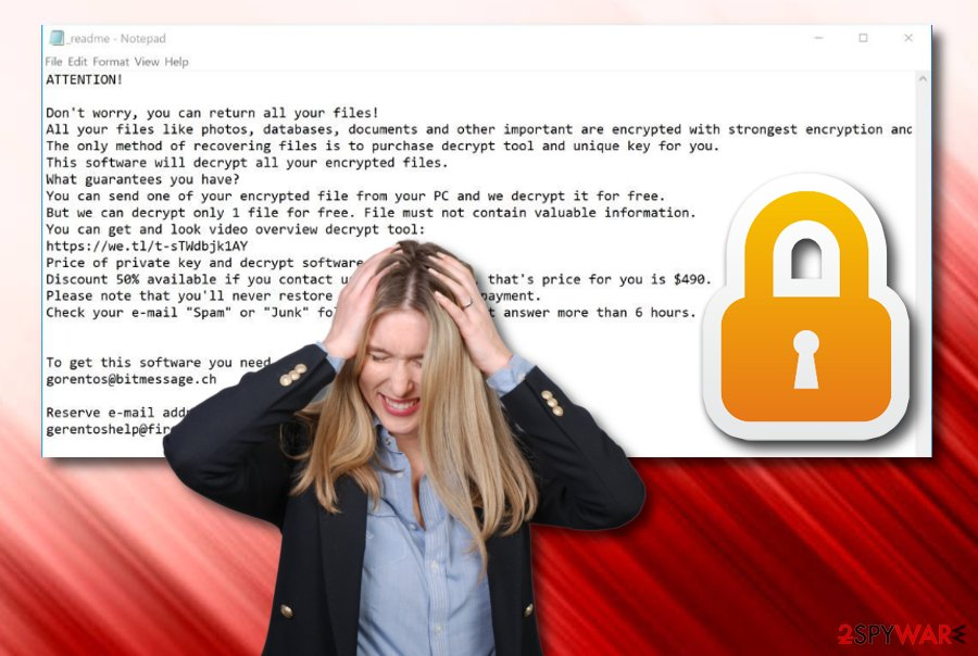 Mike ransomware