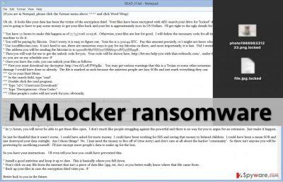 MM Locker ransomware virus