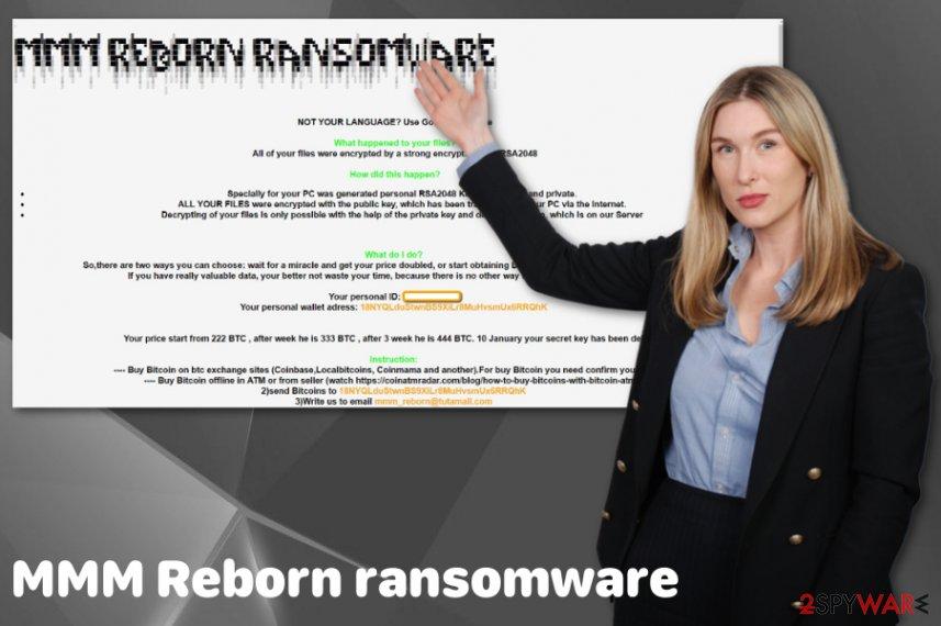 MMM Reborn ransomware virus