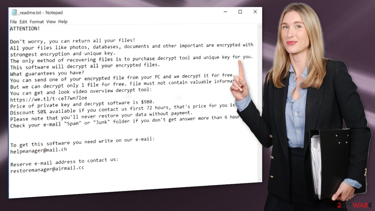 Mmpa ransomware virus