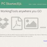 MobilePCStarterKit adware snapshot