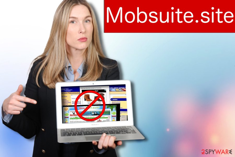 Mobsuite.site virus