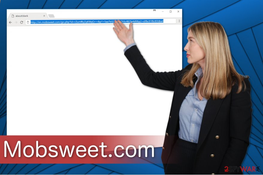 Mobsweet.com illustration
