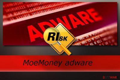 MoeMoney adware