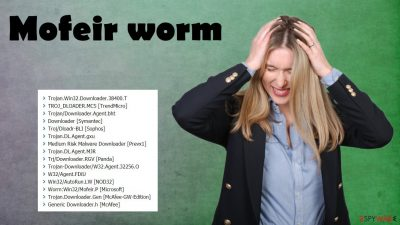 Mofeir Worm