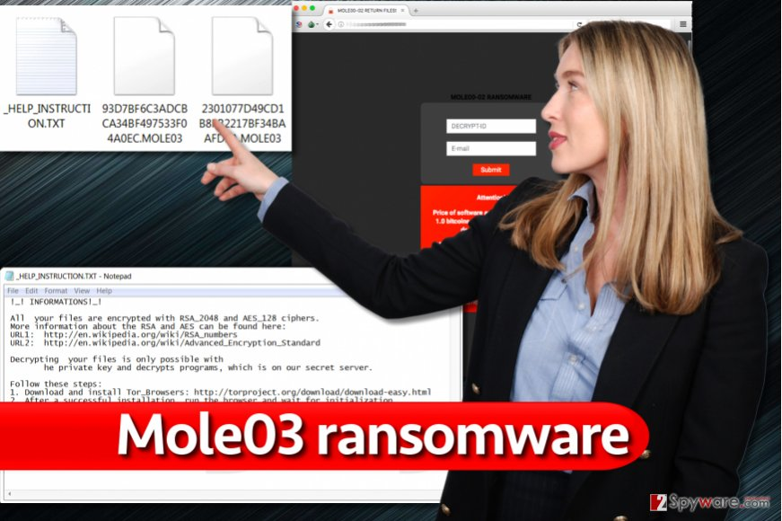 .mole03 file extension virus