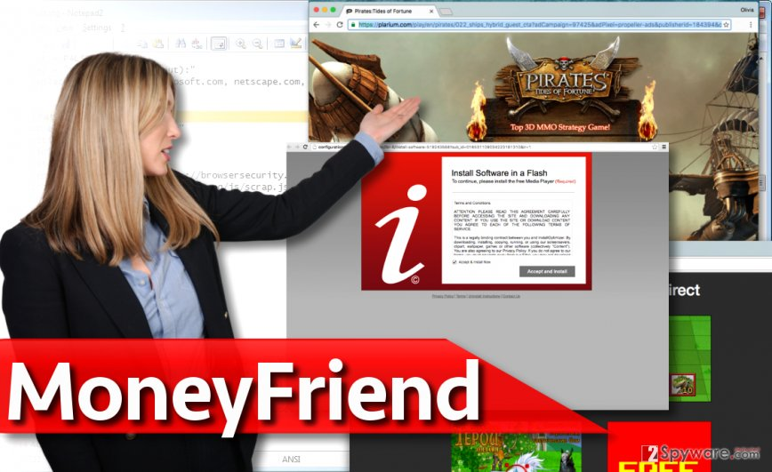 MoneyFriend malware