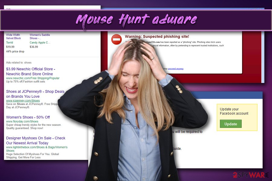 Mouse Hunt adware