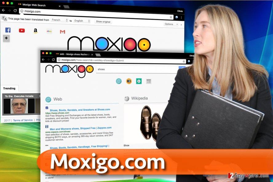 Moxigo.com browser hijacker