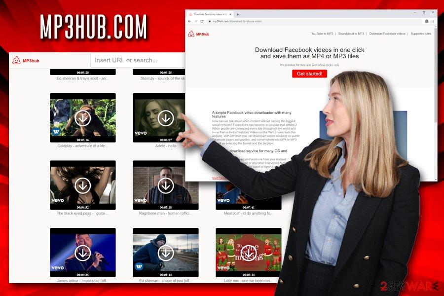 Mp3hub.com copyright material