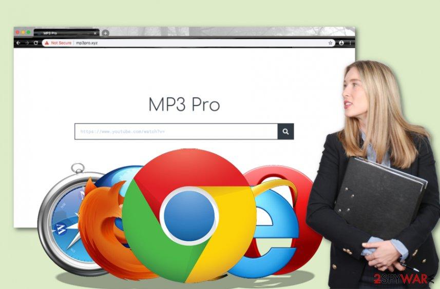 Mp3pro.xyz virus