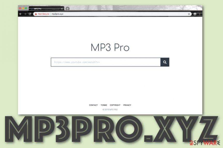 Mp3pro.xyz PUP