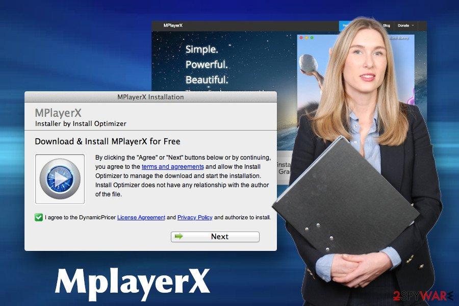 MplayerX malware