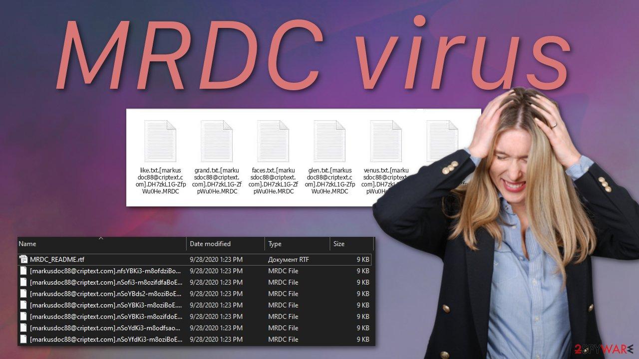 MRDC virus