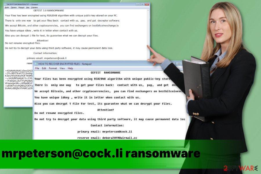mrpeterson@cock.li ransomware virus