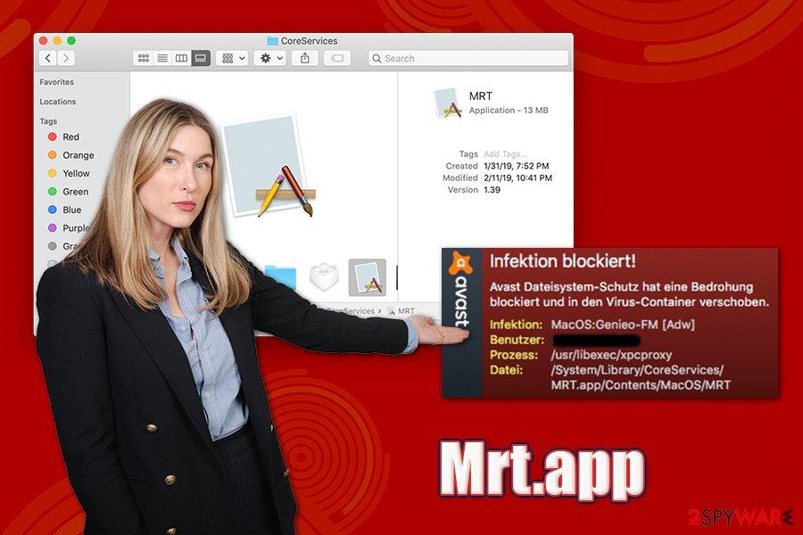 Mrt.app malware removal tool